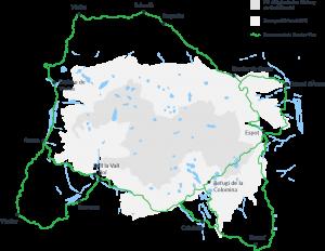 Mapa recorregut